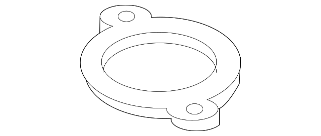 1995 2018 Ford Thermostat Housing Gasket F1vy 8255 A