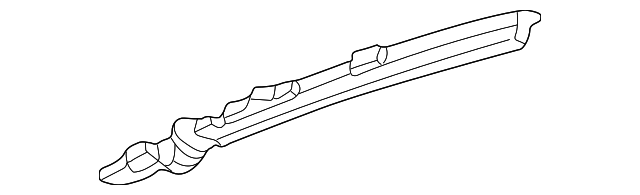 Rail, R Front Roof Side