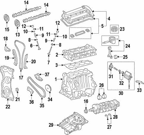 mounts for 2006 ford fusion #0