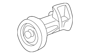 Idler Pulley - GM (12618111)