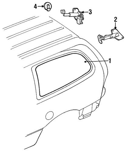 How To Remove Sliding Door Panel On Dodge Caravan: Side Panel For 1999 Dodge Grand Caravan Parts