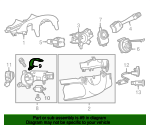 Ignition Housing Clamp