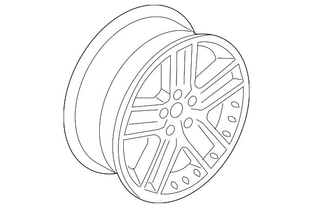 Wheel Alloy