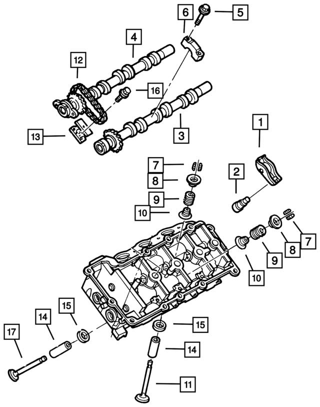 2008 Chrysler Sebring 4 Door
