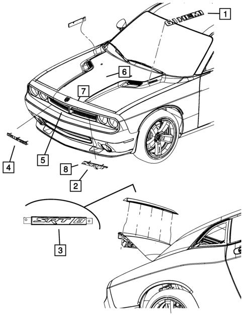 Dodge Challenger Kit