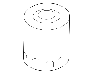 Engine Oil Filter - GM (12674698)
