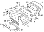 Object Sensor - Mercedes-Benz (000-905-45-03-27)