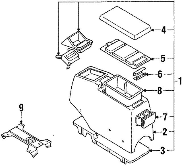 Break Light Wiring Diagram Isuzu