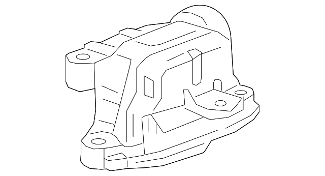 GM Genuine Parts 95418203 Engine Mount