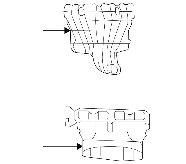 Intake Manifold Mopar 4884881af Quickparts