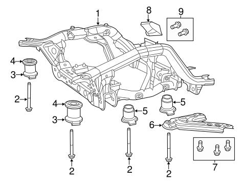 suspension mounting for 2011 jeep grand cherokee mopar parts. Black Bedroom Furniture Sets. Home Design Ideas