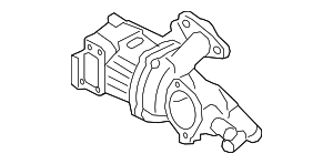 Water Pump - Hyundai (25100-2E271)