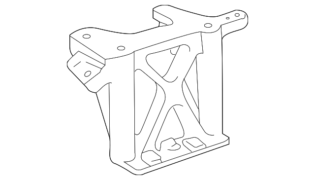 2006 toyota sienna engine mount bracket