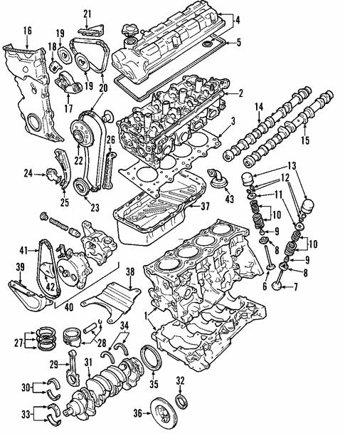 2008 Suzuki Sx4 Exhaust Diagram