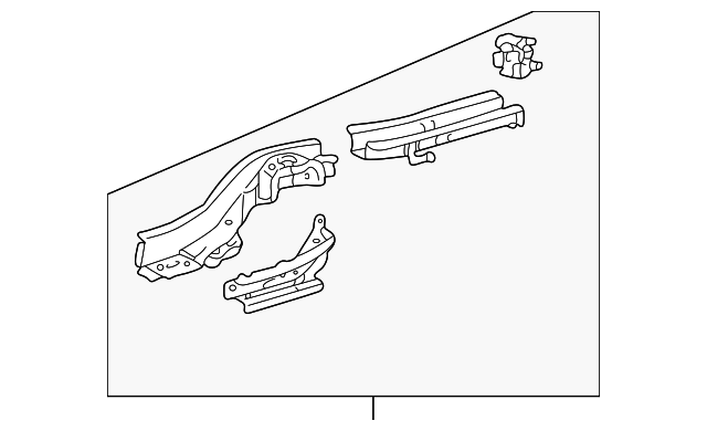 Rear Rail Assembly
