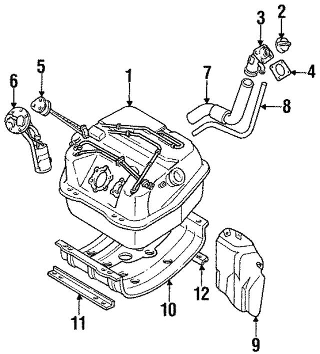 Sensational Mitsubishi Fuel Pump Mb831691 Oemmitsubishiparts Wiring Digital Resources Sapebecompassionincorg