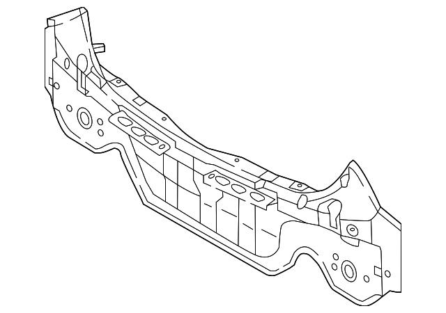 rear body panel hyundai 69100 f2000 xportauto  genuine hyundai parts