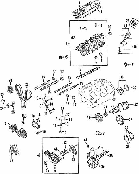 engine/mounts for 2001 hyundai santa fe
