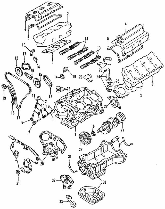 2005 Infiniti G35 Engine Diagram Valve Cover - Cars Wiring Diagram