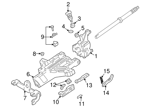 Housing Components For 2002 Ford Explorer Sport