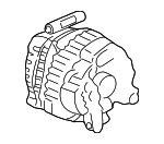 Alternator Assembly (AHGA55) (Mitsubishi)