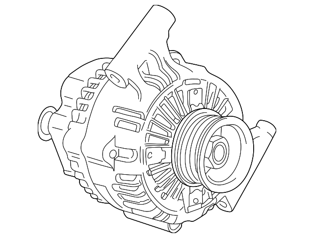 Alternator Jaguar Xr852802: Jaguar S Type Alternator Wiring Diagram At Hrqsolutions.co