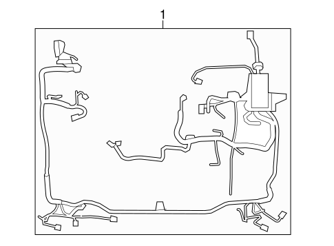 [SCHEMATICS_4UK]  OEM 2008 Ford Ranger Wiring Harness Parts - BlueSpringsFordParts.com | Ford Wiring Parts |  | Blue Springs Ford Parts