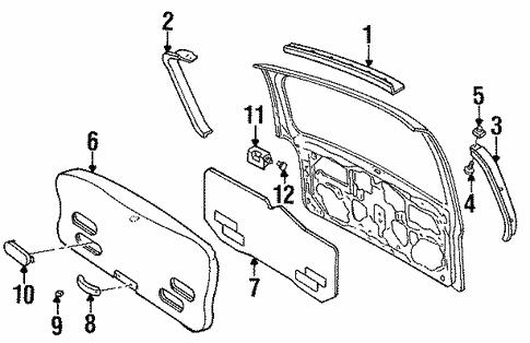 Strange Mercury Villager Parts Diagram Basic Electronics Wiring Diagram Wiring 101 Hemtstreekradiomeanderfmnl