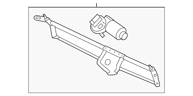motor  u0026 linkage
