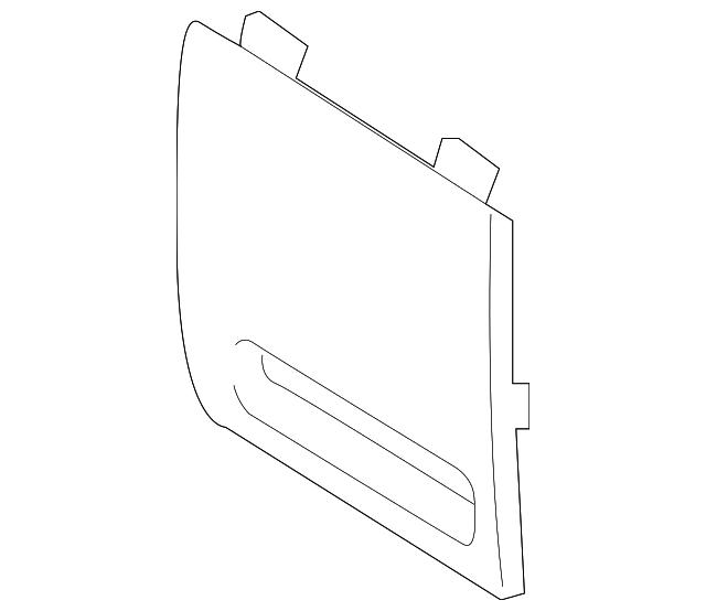 hyundai fuse box cover  84753