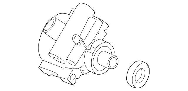 2006 2010 Gm Pump Kitps 15267584