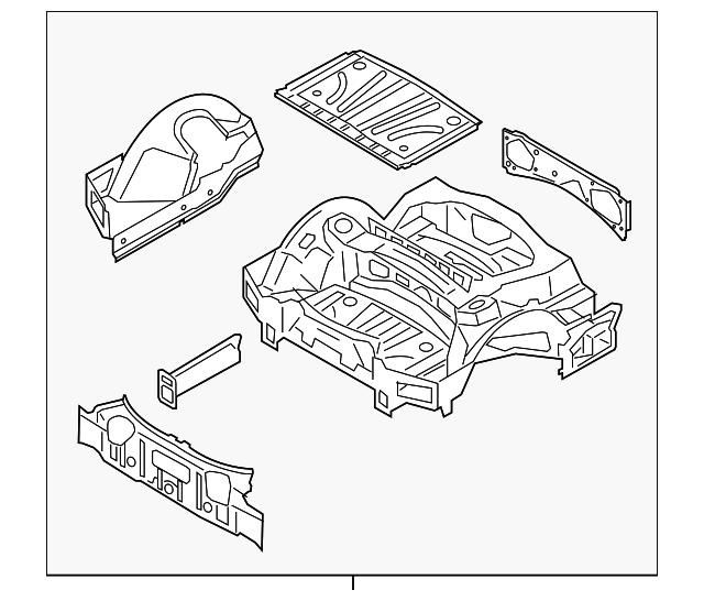 Porsche 981 Engine Diagram