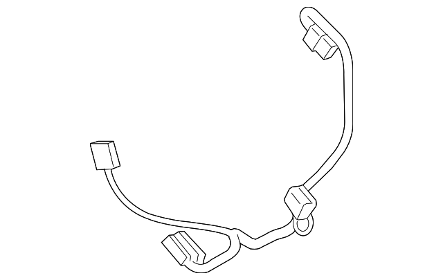 genuine oem wire harness