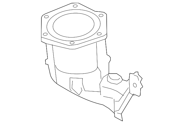 Genuine Nissan Catalytic Converter 208a2 9hp0a