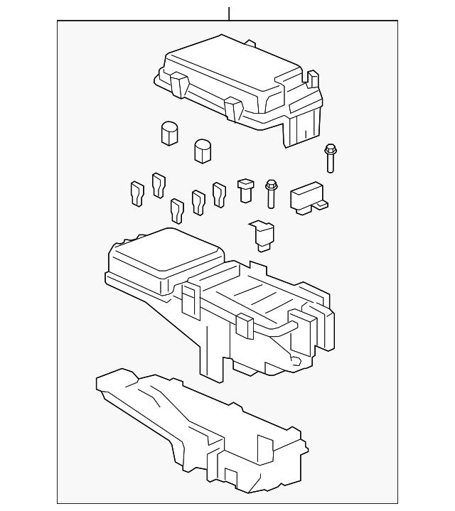 Schematic Acura Rl