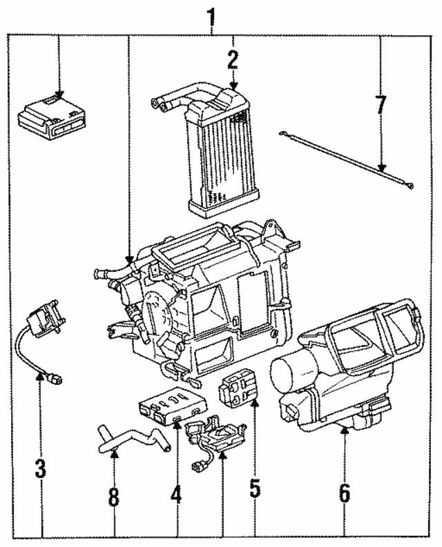 1990 1999 Toyota Celica Servo 87106 20170