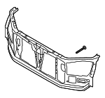 Radiator Support - Ford (KB3Z-16138-A)