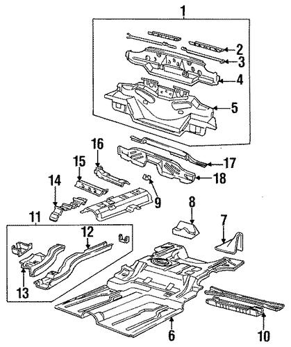 1968 Buick Riviera Headlights