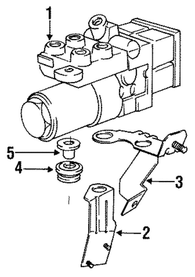 1991 1995 bmw modulator valve 34 51 1 163 086 xportauto 1988 BMW 750iL modulator valve bmw 34 51 1 163 086