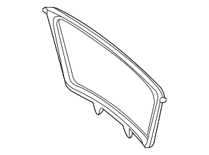 Deflector - Mercedes-Benz (172-860-00-74-9H59)