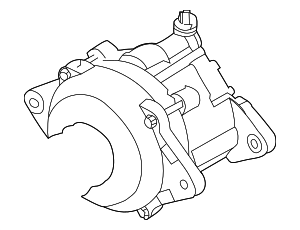 Alternator - Subaru (23700AA751)