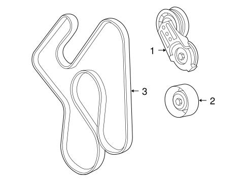 Serpentine Belt Popped