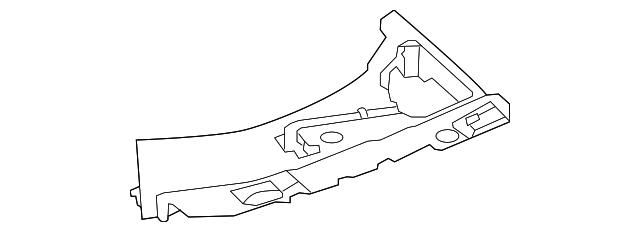 lower trim panel
