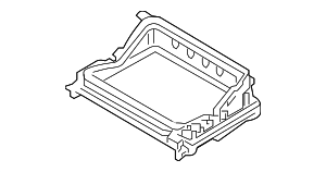 Filter Case - Hyundai (97131-F2000)