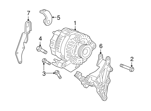 Gm Alternator 15279852 likewise Pontiac G6 Stereo Wiring Diagram furthermore Onan Generator Schematic Fuel Filter Location likewise T3220818 2007 camry serpentine belt installation together with  on 2006 grand prix generator