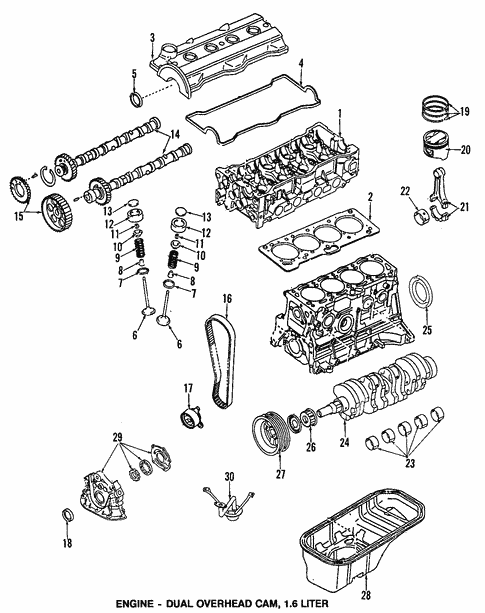 Engine for 1993 Toyota Celica | Toyota Parts on 1997 honda prelude engine diagram, kia pride engine diagram, toyota celica firing order, audi s6 engine diagram, mercedes 500 engine diagram, ford gt engine diagram, amc eagle engine diagram, nissan cube engine diagram, bmw 550 engine diagram, chevrolet impala engine diagram, jeep comanche engine diagram, toyota celica ignition, toyota celica speed sensor, bmw m3 engine diagram, pontiac lemans engine diagram, ford cortina engine diagram, porsche 356 engine diagram, toyota celica o2 sensor, pontiac sunbird engine diagram, jeep grand wagoneer engine diagram,