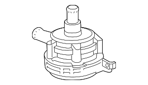 Water Pump - GM (13596217)