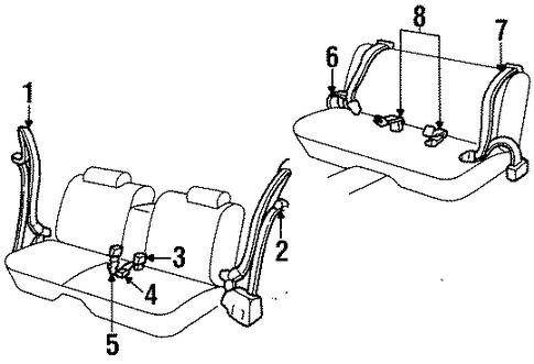 Cadillac Engine Belts