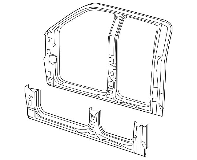 aperture panel