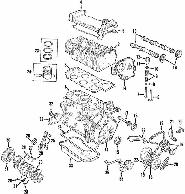 1997 2000 volkswagen eurovan valve cover 021 103 469 d. Black Bedroom Furniture Sets. Home Design Ideas
